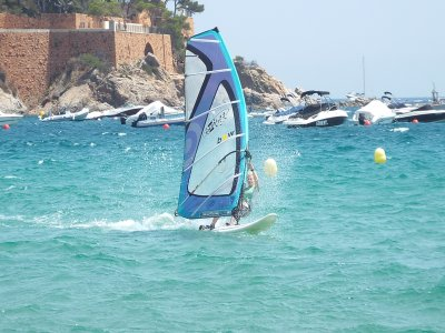 Windsurfing course in S'agaro, Costa Brava 5 days