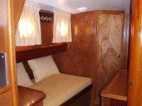 Zonas de descanso en el barco