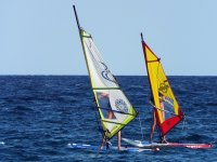 2-day Weekend Windsurfing Course in S'agaro