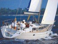 帆船的甲板