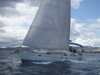 Charter de vela