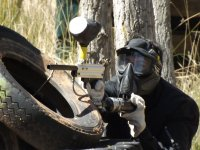 Campo paintball Sigüenza