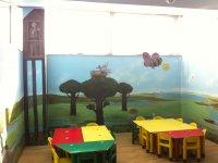 Aula escuela infantil.