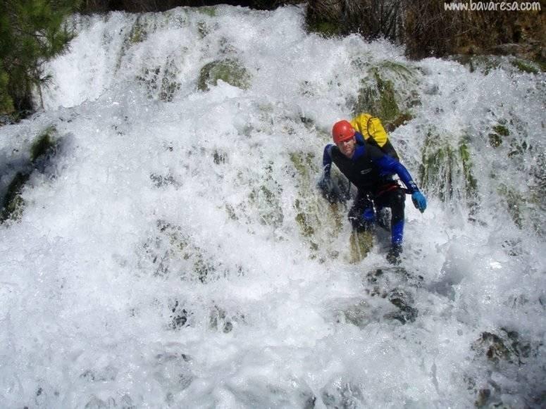 水上峡谷运动