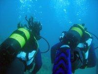 Especialidades de buceo en Tossa de Mar