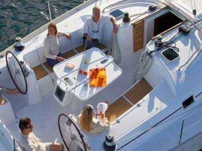 1 semana de alquiler de velero, 1ª quincena agosto