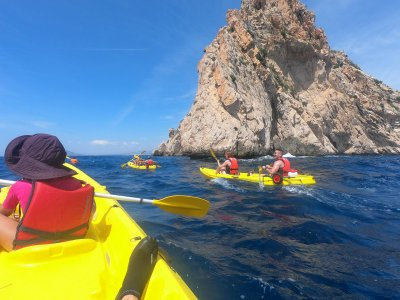 Calpe Multiaventura Canoas