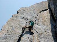 You dare to climb