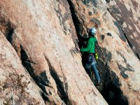 测试登山攀岩