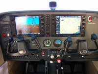 Flight simulator in Cuatro Vientos, 1 hour