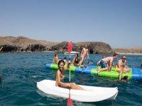 attività acquatiche nelle Isole Canarie