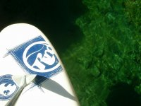Stand Up Paddle Surfing tour 2h in S'Agaro
