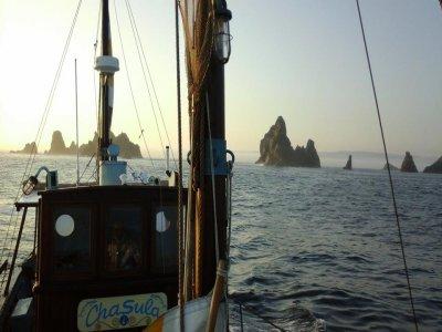 Pesca Deportiva en el Barco Chasula