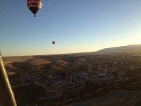 塞戈维亚从空中