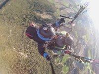 volo dall'alto