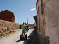 Ruta rural en segway