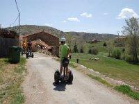 Excursión rural en segway