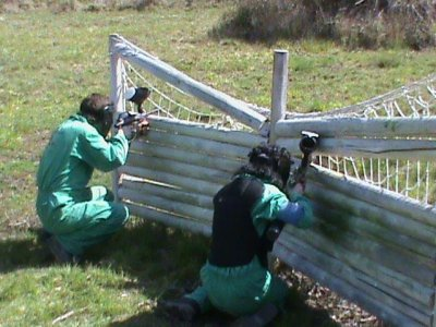 Paintball 100 bolas La Rioja