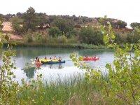 Canoas Embalse El Atance