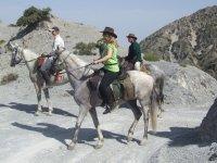 Ruta larga a caballo