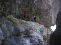 Vía de la Mocha en la Sierra de Cazorla