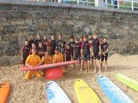 Nuestros surfers mas jovenes