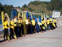 Surf Camp Ribadesella