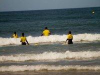 Buscando las olas