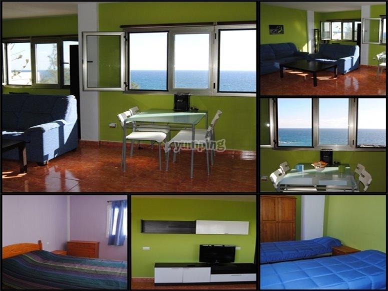 Pozo Izquierdo Apartment