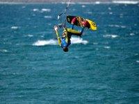 Sesión de kite