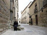 Paseo por casco antiguo Cazorla