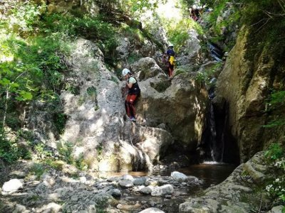 Advanced Canyoning Vall de Núria