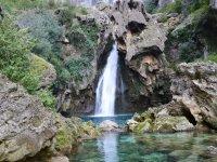 Cascate Barrancos y Saltos a Cazorla