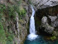 Guadalentín e fiume Baorsa a Cazorla
