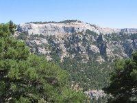 Parco naturale a Jaén