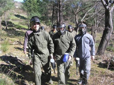 Paintball Valle del Jerte