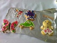 Cookie decoration workshop