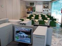Aulas para los cursos de conduccion