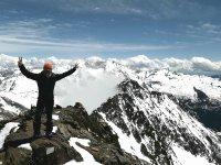 Superando metas para llegar a lo más alto