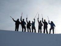 Jornada de deportes de nieve en Sierra Nevada