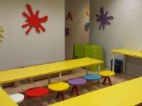 Mesas amarillas en linea