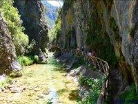 Trekking sul fiume Borosa