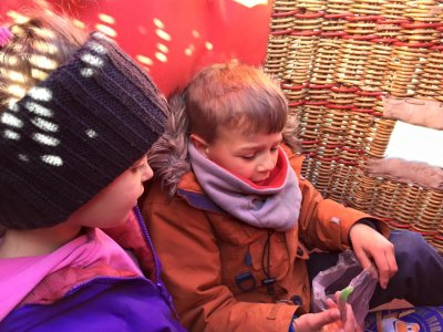 Hot Air Ballon Aranjuez+Video+Photos+Brunch KIDS