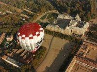 Flying over Aranjuez