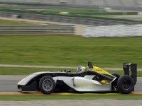 conduce un coche de carreras