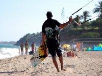 Impara il kitesurf a Fuerteventura
