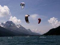 Descubre el kitesurf