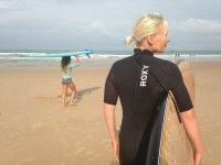 Cursos de surf en Fuerteventura