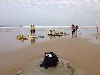 Lezioni di surf a Fuerteventura