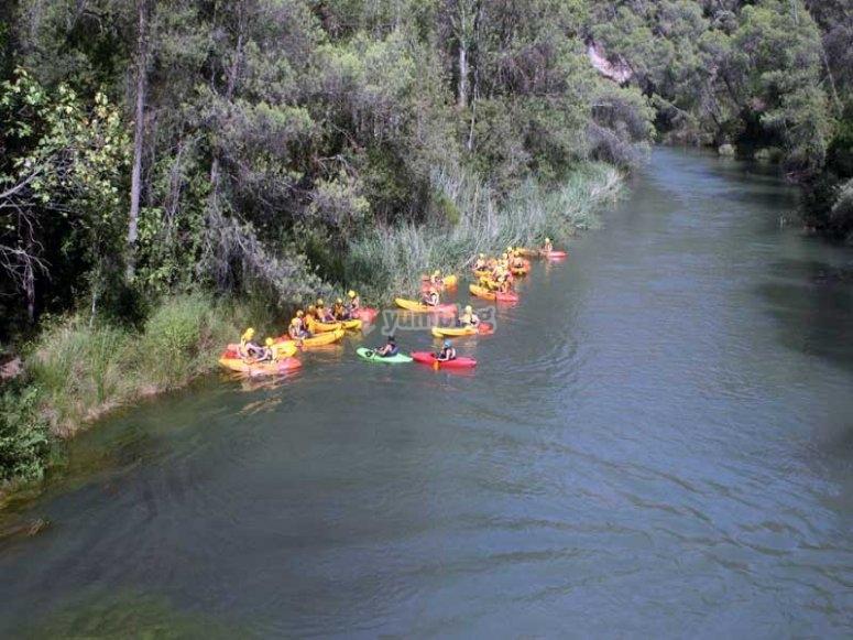 Todos nuestros kayaks
